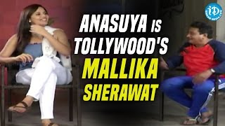 Anasuya Is Tollywood's Mallika Sherawat - Prudvi Raj || Winner Movie Team Interview