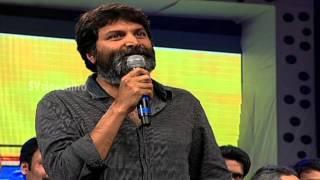 Video Attarintiki Daredi Movie Audio Launch | Part 17 | Pawan Kalyan | Samantha | Pranitha Subhash | DSP MP3, 3GP, MP4, WEBM, AVI, FLV Oktober 2018