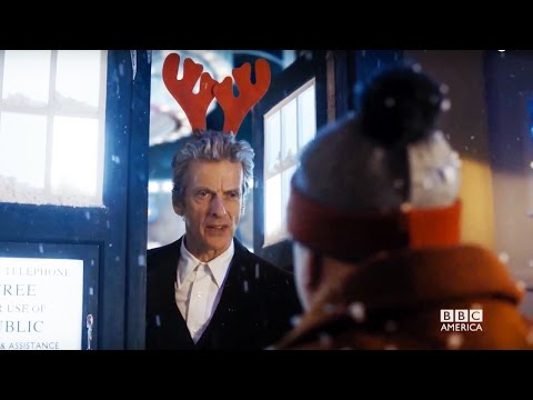 Doctor Who Season 9 SP Clip