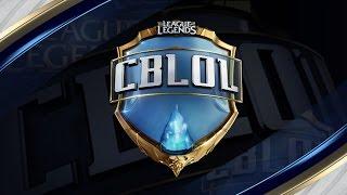 CBLoL 2017 - 1ª Etapa - Semana 3, Dia 1