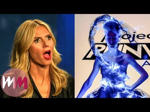 Top 10 Ultimate Project Runway Challenges