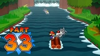This is my playthrough/walkthrough of Paper Mario Sticker Star for the Nintendo 3DS, in this part we travel to Jungle Rapids and beat it, ENJOY!!!