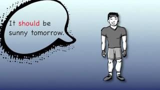 Video Everyday Grammar: Should & Shall MP3, 3GP, MP4, WEBM, AVI, FLV Juli 2018