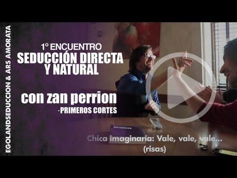 Zan Perrion & Egoland Seducción – Primeros cortes