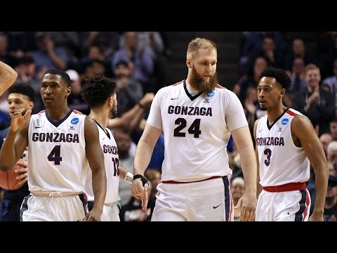 Gonzaga Players Are Ready For Press Conferences | CampusInsiders (видео)