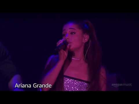 Ariana Grande - Let Me Love You ft. Lil Wayne (Live at Amazon Prime Day) 1080p HD