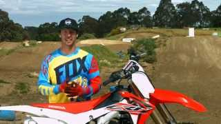 6. MXTV Bike Review - 2015 Honda CRF250R
