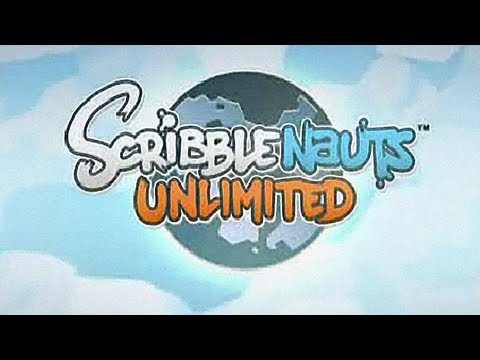 0 Scribblenauts Unlimited Launches For Wii U