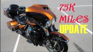 3. 75k miles review of 2014 Harley- Davidson Ultra Limited
