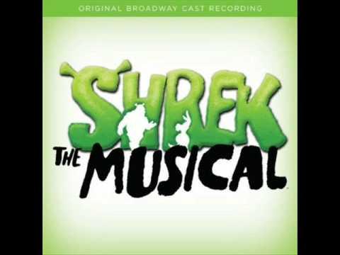 shrek the musical album free
