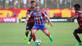 No Barradão, primeiro BAVI do Brasileirão termina empatado sem gols.