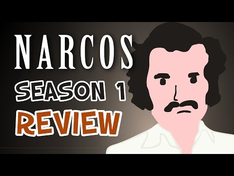 Narcos - Season 1 REVIEW (Spoiler Free) - Seasoned Reviews