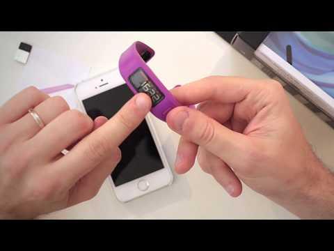 Garmin Vivofit: recensione bracciale fitness per monitorare attività fisica