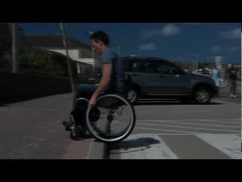 wheelchair - Vital skills that will become second nature and enable you to make the most of the places you go and the activities you enjoy. NOTE: Some skills shown in thi...