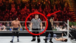 14 WWE 2K17 Features That Are Exclusive To Last Gen (PS3 & Xbo...
