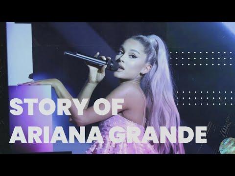 The Story of Ariana Grande - Thời lượng: 10 phút.