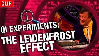 QI | The Leidenfrost Effect