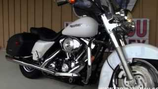 10. Used 2005 Harley Davidson Road King Custom FLHRS For Sale