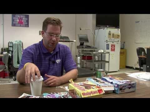 Mark Haub  's Snack Food Diet