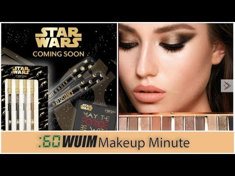 Make up - STAR WARS Makeup Collection Is COMING + Charlotte Tilbury Instant Eye PRESALE  Makeup Minute