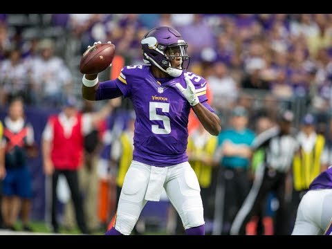 Teddy Bridgewater Highlights ᴴᴰ ||