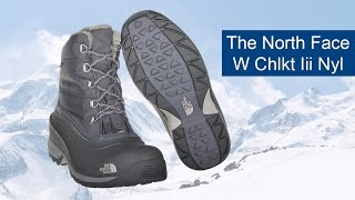 The North Face W Chlkt Iii Nyl (Eu) - фото