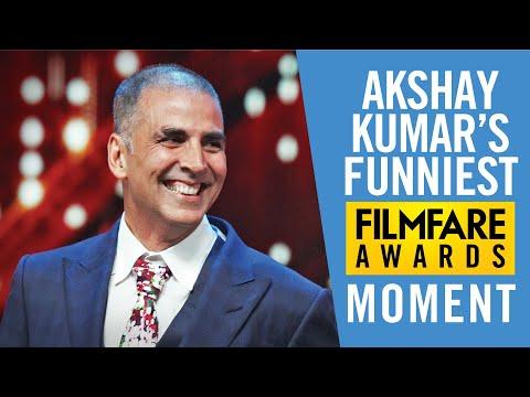 Akshay Kumar Wins the Na-Real Award | Akshay Kumar Funniest Filmfare Awards Moments | Throwback