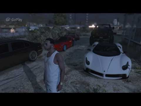 Kevin Gates - Out The Mud . GTA 5 ( Offical Video