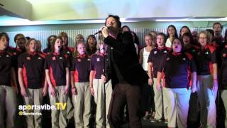 I Wish For You The World - Alistair Griffin & The Games Maker Choir