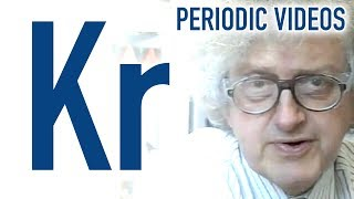 Krypton 110 krypton periodic table of videos urtaz Image collections