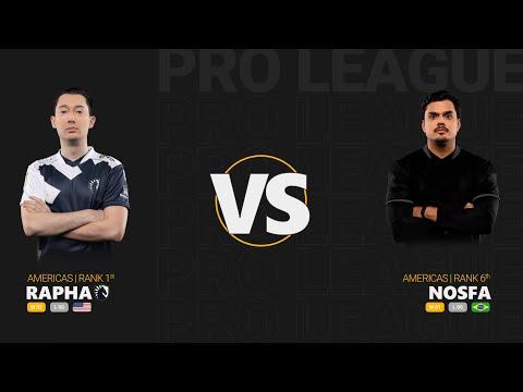 rapha vs nosfa - Quake Pro League - Stage 2 - Week 3