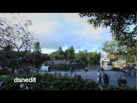 Timelapse Disneyland