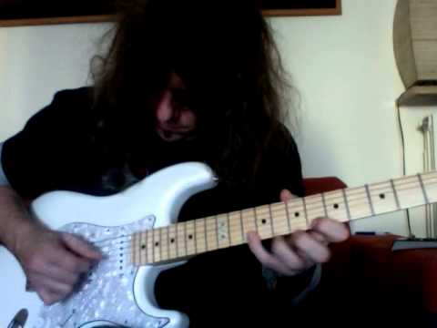 Roberto Vanni: String-Skipping IV & V Chords