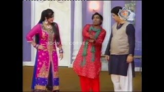 Makhani New Stage Drama 2014 Full Punjabi Comedy Stage Show
