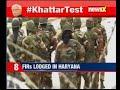 Khattar Test day: NewsX reports from Panchkula - Video