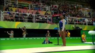 Simone Biles (USA) - Rio 2016 - Vault - Women's Individual All-Around Final