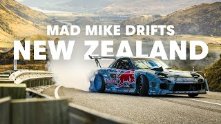 Peak Hill Australia  city pictures gallery : Mad Mike drifting Crown Range in New Zealand