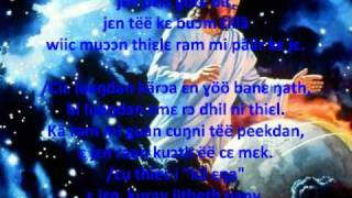 NAATH COMMUNITY CHURCH SONG # 191 IN NUER HYMNAL(Tutty's Mixxx)