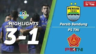 Video Persib Bandung Vs PS TNI: 3-1 All Goals & Highlights MP3, 3GP, MP4, WEBM, AVI, FLV Mei 2018