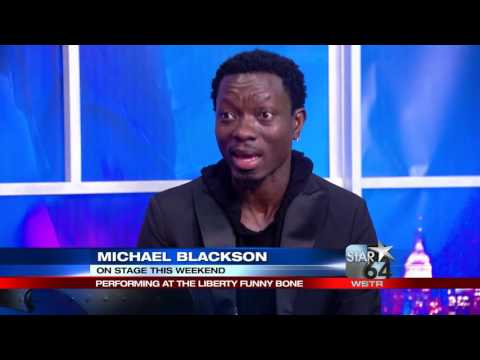 Michael Blackson, AKA The African King Of Comedy, To Perform At Liberty Funny Bone