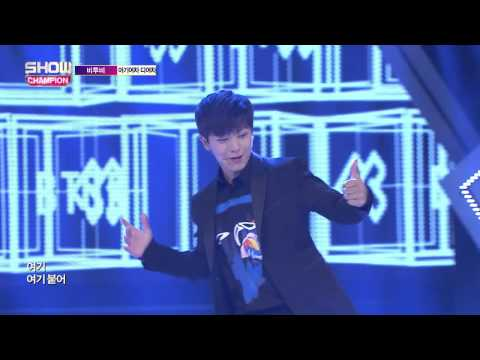 (ShowChampion EP.152) BTOB - Diddy Up (어기여차디여차)