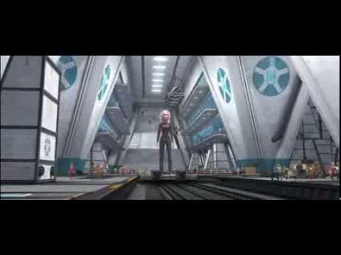 Монстры против пришельцев - русский трейлер