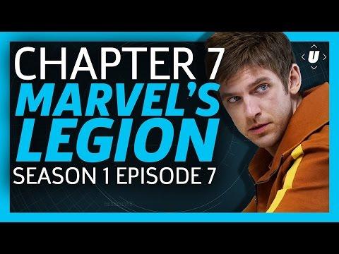 Origin Story Explained! Legion Episode 7 Breakdown and Episode 8 Promo