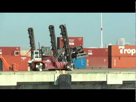 Port of Tampa:  Excursion around Hooker's Point