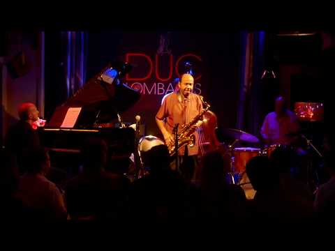 Benny Golson Quartet - Take The A Train (Duc des Lombards - Paris - August 3rd 2018)