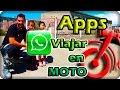 Aplicaciones smartphone para viajar en moto www.lacircunvalacion.com