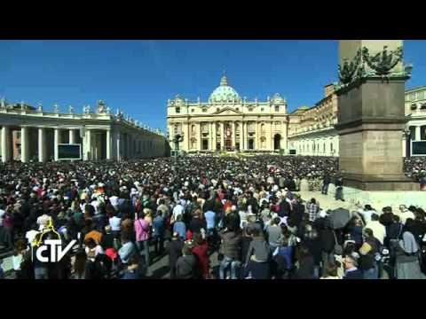 celebrates - Pope Francis celebrated the Resurrection of Our Lord, Easter Sunday, with tens of thousands of faithful in a jubilant St Peter's Square. The colorful floral ...