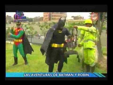 Esto es Guerra: Batman y Robin (Yaco y Nicola) - 29/11/2012