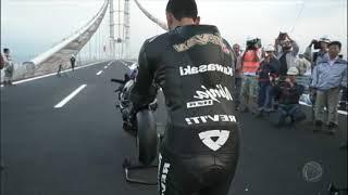 Video Imagens mostram um motociclista a 400 km/h em rodovia no interior de São Paulo MP3, 3GP, MP4, WEBM, AVI, FLV Januari 2019