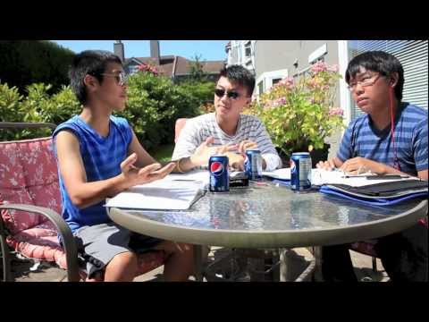 Study Group: Super Power(Comedy Short)